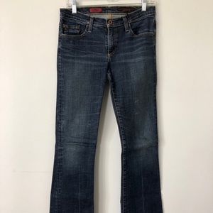 Adriano Goldschmied size 28 boot cut jeans